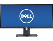 "66% off Dell 29"" IPS LED HD 21:9 Ultrawide Monitor"