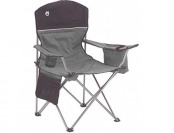 59% off Coleman Cooler Quad Chair Gray/Black