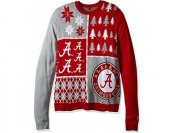 53% off KLEW NCAA Busy Block Ugly Sweaters