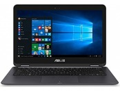 "$250 off ASUS ZenBook Flip 13.3"" Touchscreen Convertible Laptop"