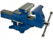 "59% off Yost 865-DI 6.5"" Heavy Duty Reversible Bench Vise Made in USA"