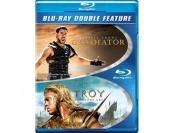 78% off Troy/Gladiator (Double Feature) Blu-ray