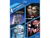65% off Tim Burton Collection: 4 Film Favorites (Blu-ray)