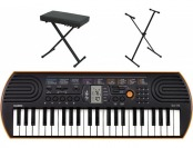 67% off Casio Sa-76 Keyboard With Stand And Bench