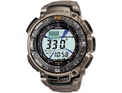 $123 off Casio Pathfinder Triple Sensor Compass Watch PAG240T-7
