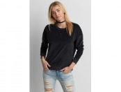 60% off AE Velour Crew Sweatshirt