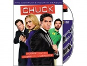 76% off Chuck: The Complete Fourth Season