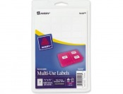 84% off Avery Removable Print or Write Labels, Pack of 1008