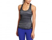 64% off Athleta Womens Fusion Stripe Chi Tank