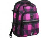 61% off J World 20 Cloud Laptop Backpack - Pink/Black