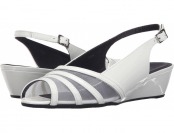 86% off Vaneli Ellis (White Patent) Women's Shoes