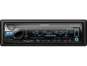 $50 off Kenwood CD Bluetooth HD Radio iPod Satellite In-Dash Deck