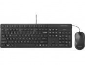 55% off Insignia USB Keyboard and USB Optical Mouse