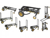 59% off Rock N Roller Multi-Cart 8-In-1 Transporter Cart