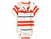 60% off Tommy Hilfiger Infant Polo Onesie
