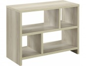 63% off Northfield Weathered White Console Table