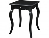 61% off French Provence Black End Table