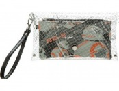 74% off Star Wars BB8 Clear Envelope Wallet