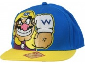 71% off Nintendo Wario Blue Youth Hat