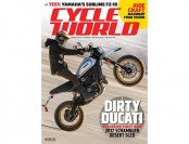 92% off Cycle World Magazine