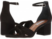52% off Steve Madden Inspire (Black Nubuck) Women's Sandals
