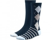 46% off Timberland Women's Argyle Crew Socks
