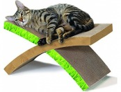 64% off Petstages Easy Life Hammock Cat Scratcher and Rest