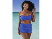 77% off The Valentine Blue Moon Skirtini