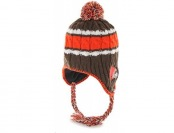 84% off NFL Cleveland Browns Women's '47 McKenzie Knit Beanie