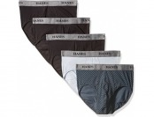 82% off Hanes Men's 5-Pack Ultimate Stretch Boxer Brief