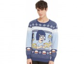 55% off Bob's Burgers Tina Crap Attack Sweater