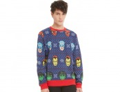 55% off Marvel Heroes Fair Isle Sweater