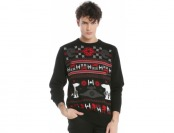 55% off Star Wars Imperial Fair Isle Sweatshirt