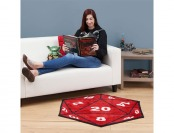 50% off Critical Hit D20 Rug