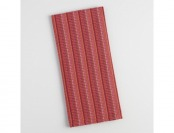 90% off Red Stripe Woven Kitchen Towel