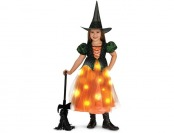 67% off Twinkle Witch Costume (Toddler/Girl's)
