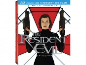 $66 off The Resident Evil Collection (5 Movies) Blu-ray