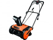 "$128 off WORX 13 Amp 18"" Electric Snow Thrower"