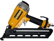"57% off DeWalt D51276K 1-2.5"" 15-Gauge Angled Finish Nailer"
