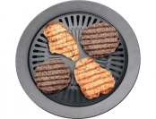 "76% off Chefmaster KTGR5 13"" Smokeless Stovetop Barbecue Grill"