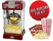 $73 off Funtime FT2518 Rock'n Popper Hot Oil Popcorn Machine