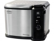 $100 off Butterball Digital Electric Stainless Extra-Large Turkey Fryer