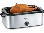 $35 off Hamilton Beach 32229 22qt Stainless Steel Roaster Oven