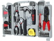 $47 off Trademark Stalwart 75-6037 Hand Tool Set, 130-Piece