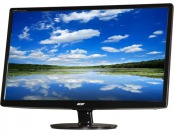 "$80 off Acer S241HLBMID 24"" 1080p HD Widescreen LED Monitor"