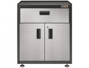 $54 off Gladiator GAGB28KDYG Steel Garage Cabinet