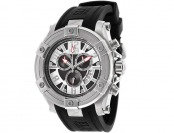 $520 off Elini Barokas Men's Gladiator Chronograph Watch