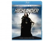 $10 off Highlander Director's Cut Blu-ray