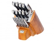 $100 off Chicago Cutlery Fusion 18-Piece Cutlery Set