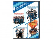 57% off 4 Film Favorites: Police Academy 1-4 DVD